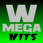 Logo da emissora W Mega Hits