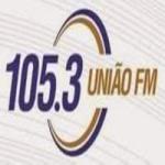 Logo da emissora Rádio Nova União FM