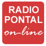 Logo da emissora Rádio Pontal