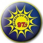 Logo da emissora Rádio Morada do Sol 97.7 FM