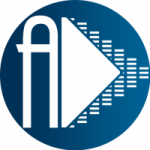 Logo da emissora Rádio Gospel Agreste