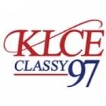 Logo da emissora Radio KLCE 97.3 FM