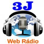 Logo da emissora 3J Web Rádio
