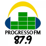Logo da emissora Rádio Progresso 89.7 FM