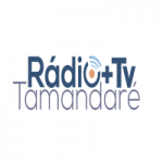 Logo da emissora Rádio e TV Tamandaré