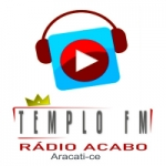 Logo da emissora Rádio Acabo Templo FM