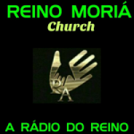 Logo da emissora Rádio Reino Moriá Church