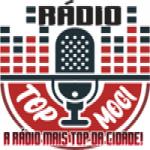 Logo da emissora Rádio Top Mogi