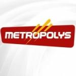 Logo da emissora Métropolys 97.6 FM