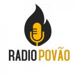 Logo da emissora Rádio Povão