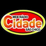 Logo da emissora Web Rádio Cidade São Chico