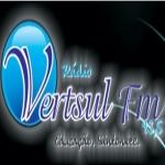 Logo da emissora Rádio Vertsul 93.5 FM