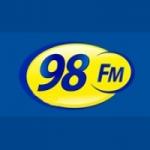 Logo da emissora Rádio Nuporanga 98.1 FM