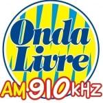 Logo da emissora Rádio Onda Livre 910 AM
