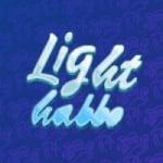 Logo da emissora Rádio Light Habbo