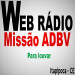 Logo da emissora Web Radio Missão ADBV