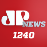 Logo da emissora Rádio Jovem Pan News 1240 AM