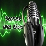 Logo da emissora Brother Web Rádio