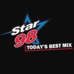 Logo da emissora Radio KLLP 98.5 FM