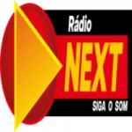 Logo da emissora Rádio Next
