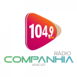 Logo da emissora Rádio Companhia 104.9 FM
