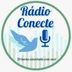 Logo da emissora Rádio Conecte