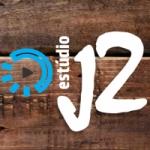 Logo da emissora Rádio Estúdio J2