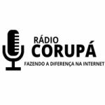 Logo da emissora Rádio Corupá