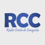 Logo da emissora Rádio Cristã de Conquista