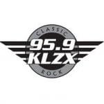 Logo da emissora KLZX 95.9 FM