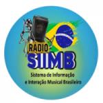 Logo da emissora Rádio Simb