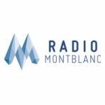 Logo da emissora Radio Mont-Blanc