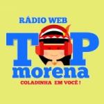 Logo da emissora Rádio Top Morena
