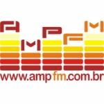 Logo da emissora Rádio AMP FM