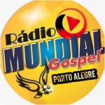 Logo da emissora Rádio Mundial Gospel Porto Alegre