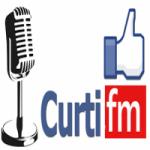 Logo da emissora Rádio Curti FM