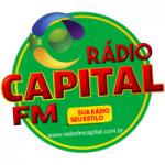 Logo da emissora Rádio Capital FM