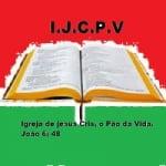 Logo da emissora Web Radio Jesus Cristo o Pão da Vida