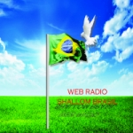 Logo da emissora Rádio Shalom Brasil