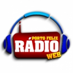 Logo da emissora Rádio Porto Feliz Web