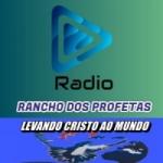 Logo da emissora Rádio Rancho Dos Profetas
