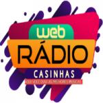 Logo da emissora Web Rádio Casinhas