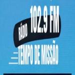 Logo da emissora Rádio Tempo de Missão