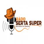 Logo da emissora Rádio Serta Super