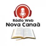 Logo da emissora Rádio Web Nova Canaã