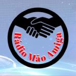 Logo da emissora Rádio Mão Amiga