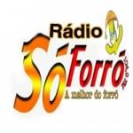 Logo da emissora Rádio Só Forró FM