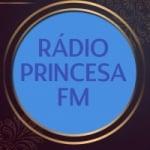 Logo da emissora Rádio Princesa FM