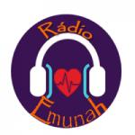 Logo da emissora Rádio Emunah
