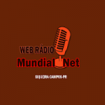 Logo da emissora Rádio Web Mundial Net